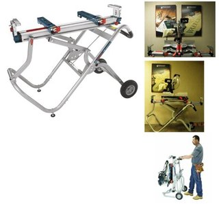 Bosch - T4B Gravity Rise Miter Saw Stand
