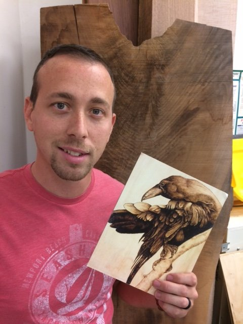 mike-vied-wood-burning-pyrography-wilmington