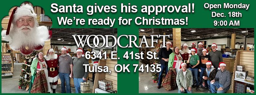 santa-comes-to-woodcraft-tulsa