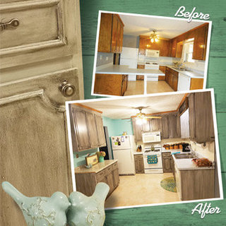 Cabinets before and after web size