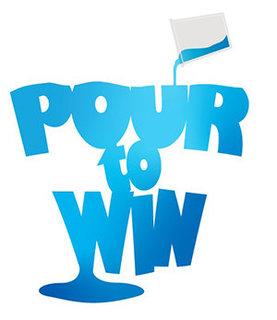 Pour to win logo 300