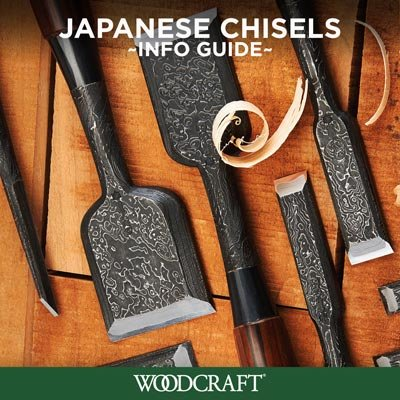 Japanese Chisels Information Guide