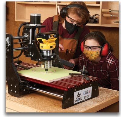 Learn More About CNC Woodworking, Carving and Engraving Techniques