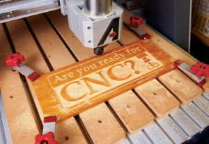 Learn about CNC woodworking at our CNC Woodworking Resources page.