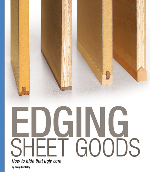 Edge Products- Wood Veneer Edge Banding and Solid Edging