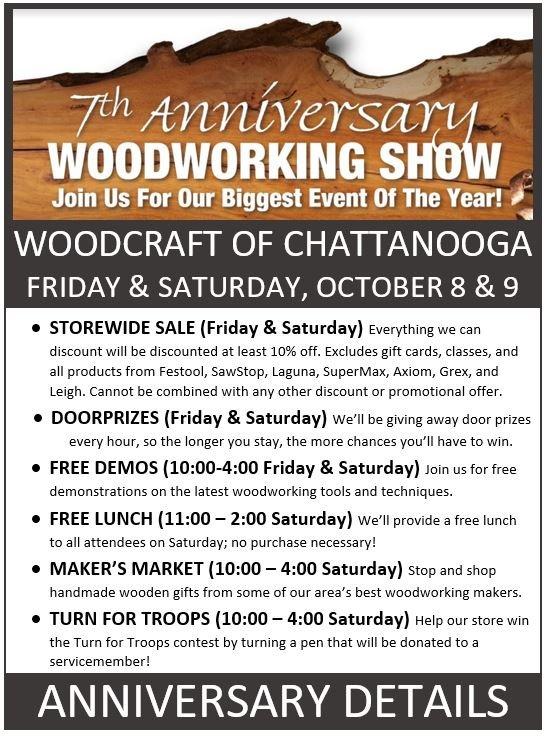 7thanniversarywoodworkingshow_chattanooga
