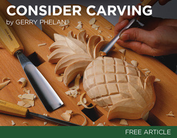Learn how to carve wood and about the various types of wood carving.