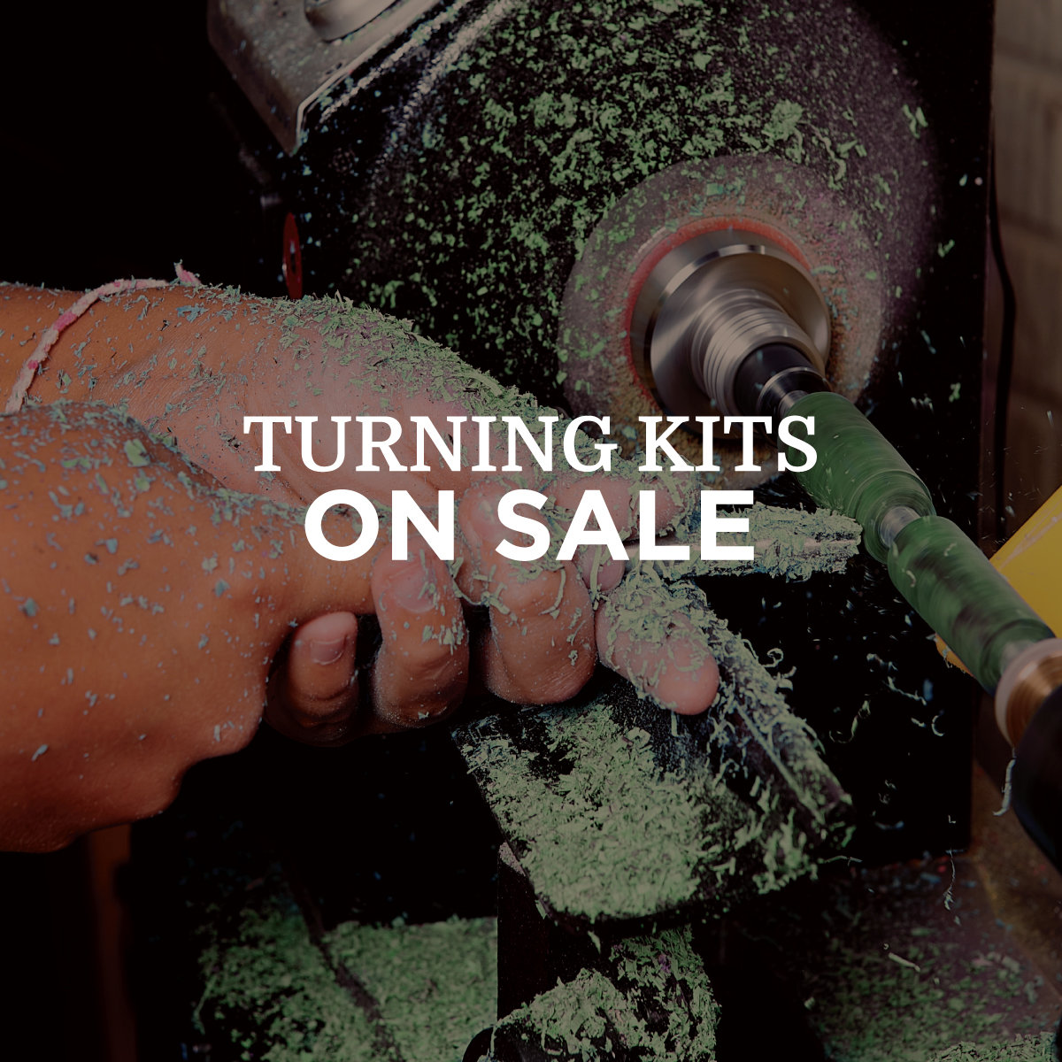 Select Turning Kits On Sale Now
