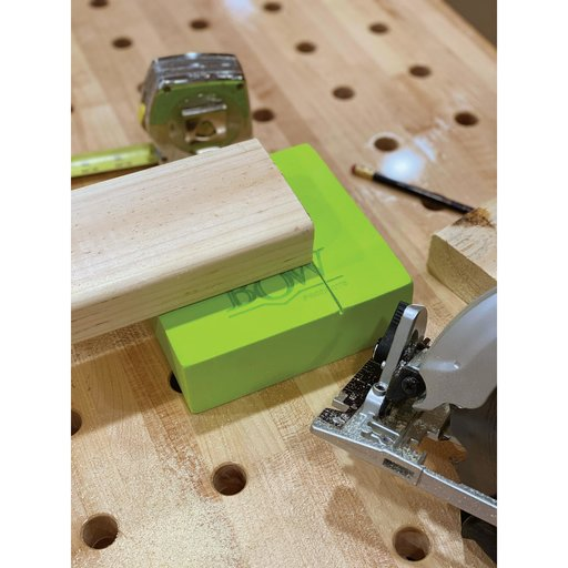 View a Larger Image of 1-2-3 E-V-A Cutting Support Blocks
