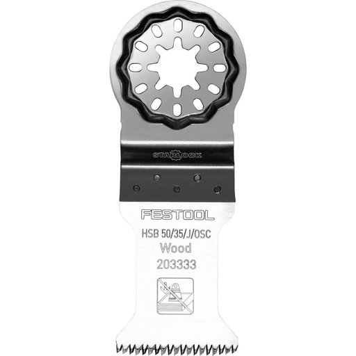 """View a Larger Image of 1-3/8"""" x 2"""" Wood Saw Blade for Festool Vecturo, 5 pieces"""
