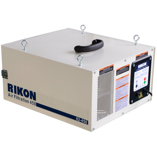 View a Larger Image of 1/4 HP Air Filtration System