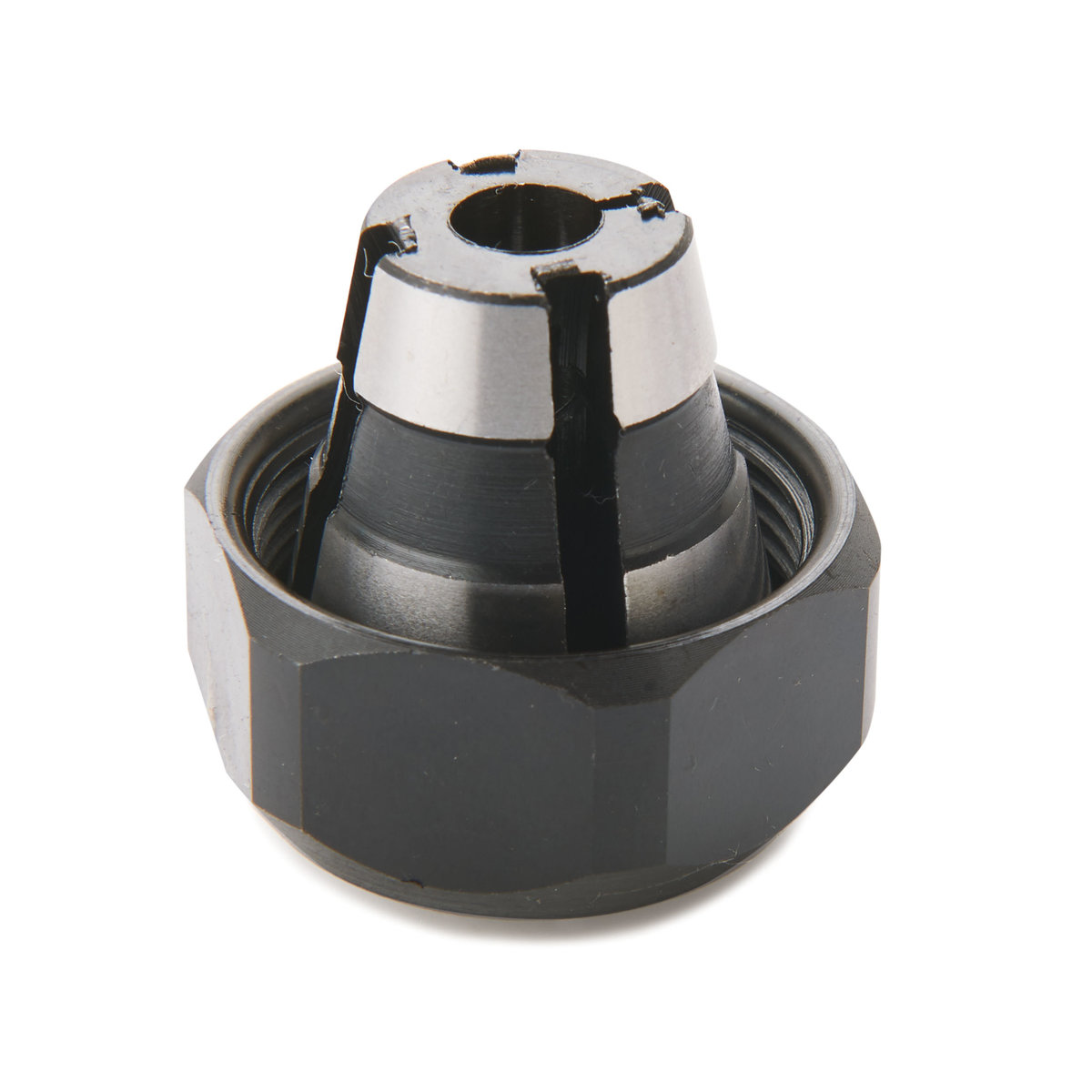 """View a Larger Image of Router Collet -1/4""""- Porter Cable Style"""
