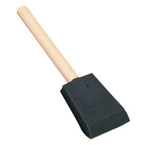 """Brushes 1"""" Foam 10 pc"""