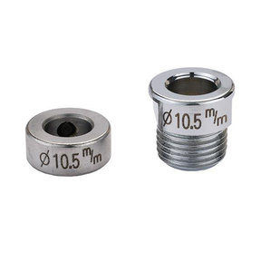 10.5mm Drilling Guide & Stop Collar for WoodRiver DV2