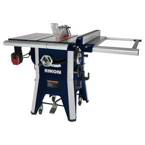 """1-3/4HP 1PH 120/240V 10"""" Contractor Saw"""