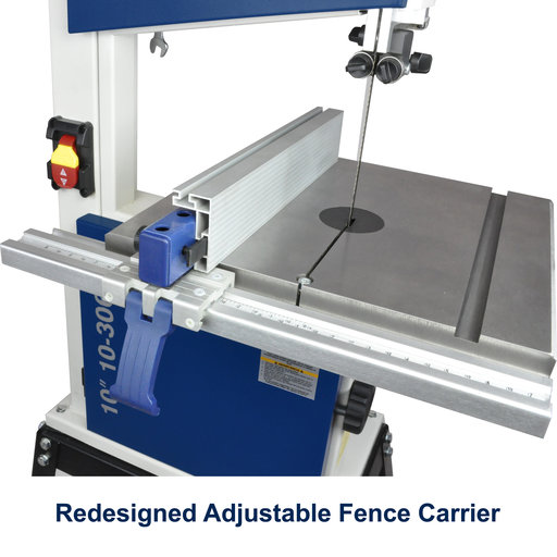 """View a Larger Image of 1/2HP 10"""" Deluxe Bandsaw"""