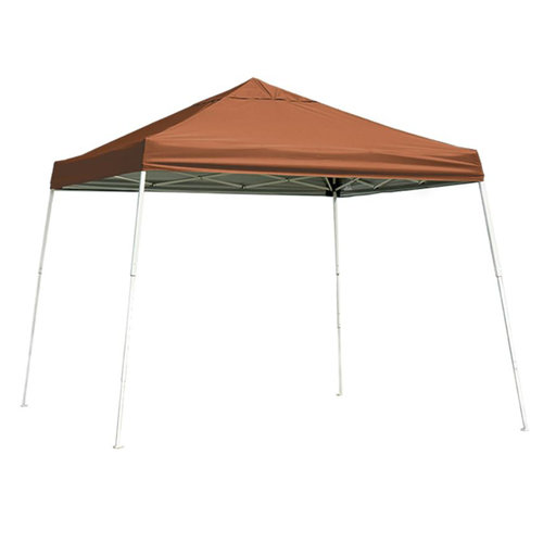 View a Larger Image of 10 ft. x 10 ft. Sport Pop-up Canopy Slant Leg, Terracotta Cover
