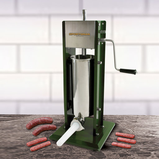 View a Larger Image of 11 lb Vertical Sausage Stuffer