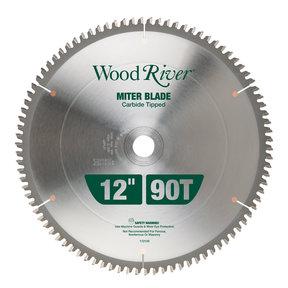 """12"""" 90T Miter Blade"""