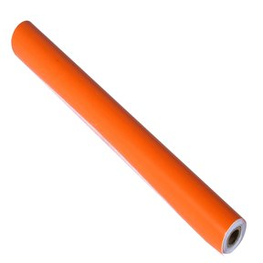 """12"""" x  60""""  Shadow Board Orange Vinyl Self-Adhesive Tape Roll to Silhouette and Manage Tools and Equipment"""
