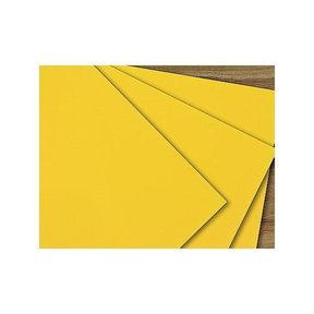 12mic S/O PSA Lapping Film Yellow 1pc