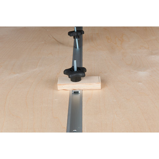 """View a Larger Image of 13"""" Length Miter Track Mounting Track"""