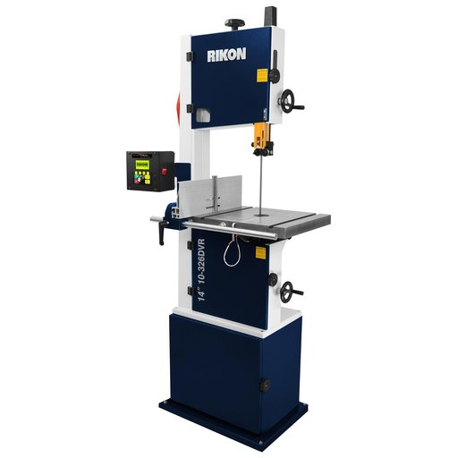 """View a Larger Image of 1-3/4HP 14"""" Bandsaw with Smart Motor DVR Control"""