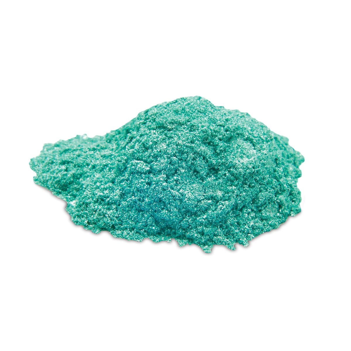 View a Larger Image of PolyColor Resin Powder Blue-Green 15-Gram