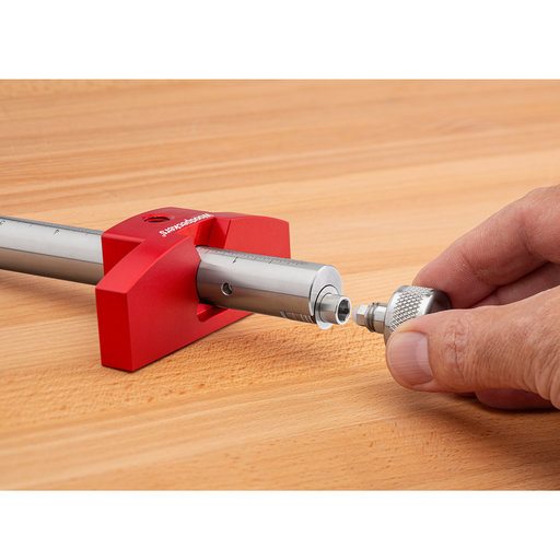 View a Larger Image of 150mm Marking Gauge - Stainless Steel bar