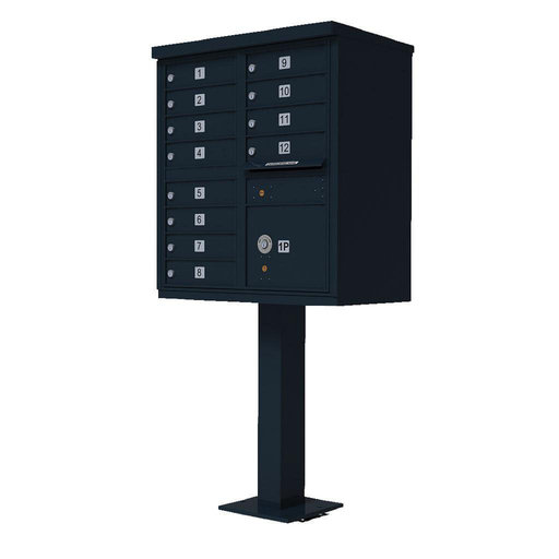 View a Larger Image of 1570 12 Door Cluster Box Unit (CBU)