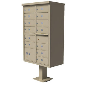 1570 13 Door Cluster Box Unit (CBU)