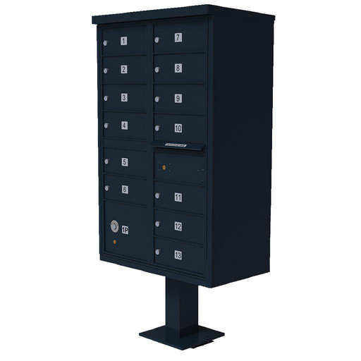 View a Larger Image of 1570 13 Door Cluster Box Unit (CBU)