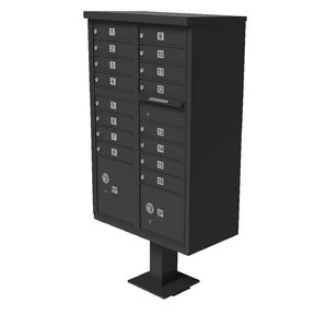 1570 16 Door Cluster Box Unit (CBU)