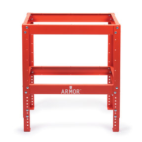 17x29x32  HD Steel Clamp Table Stand