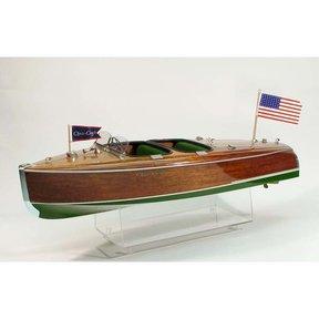 1940 Chris-Craft Barrel Back Boat Model Kit