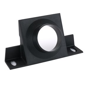 2-1/2 inch Low Profile Dust Collection Fitting