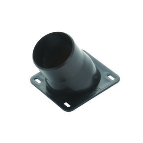 """2-1/2"""" Router Fence Dust Extraction Fitting"""