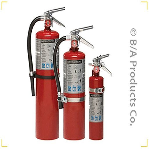 View a Larger Image of 2.5 LB. Fire Extinguisher with Vehicle Bracket
