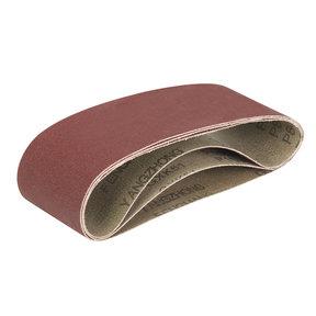 2.5x16 Fine Mix Sanding Belts, TCMBSFPK
