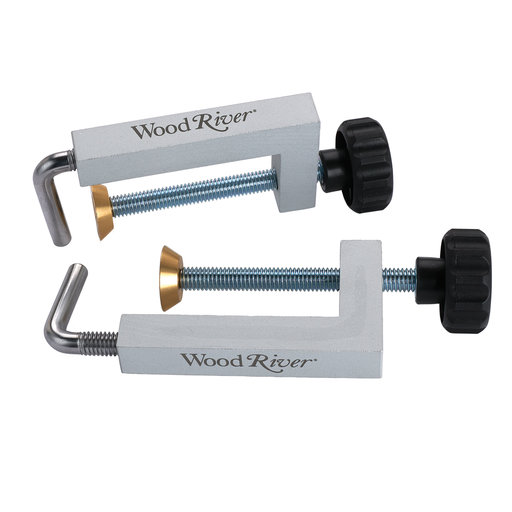 View a Larger Image of Adjustable Fence Clamps - 2 Piece