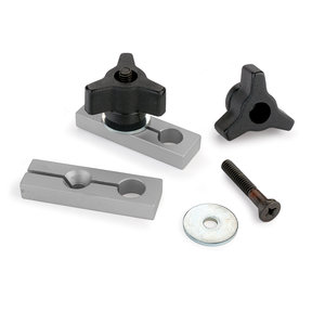 Jig and Fixture Set for Miter Slot - 2 Piece
