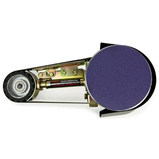"View a Larger Image of 2"" x 36"" Belt, 7"" Disc, Grinder Attachment"