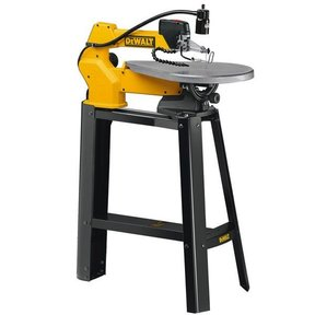"""20"""" Variable Speed Scroll Saw with Stand and Work Light"""