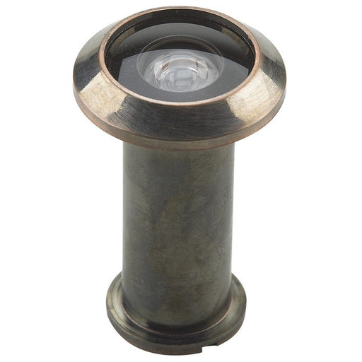 """View a Larger Image of 200 Degree Door Viewer Oil-Rubbed Bronze 9/16"""" (14.3 mm)"""