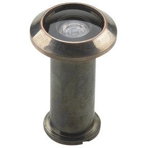 """200 Degree Door Viewer Oil-Rubbed Bronze 9/16"""" (14.3 mm)"""