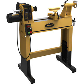 PM2014 Lathe with Stand, 1 HP, 115V