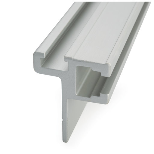 """View a Larger Image of 24"""" Fence Adapter T-Track"""