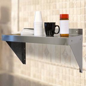 "24"" Stainless Steel Shelf"