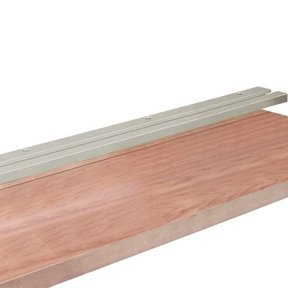 24-Inch Safety Roller Mounting Track