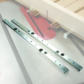 """25-1/2"""" GlideLOCK Steel Miter Slider SE"""